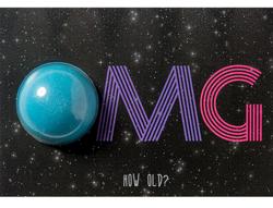 Bomb Cosmetics Kartka z musującą kulą do kąpieli OMG