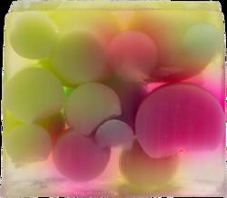 Bomb Cosmetics Mydło Glicerynowe Bubble Up 100g