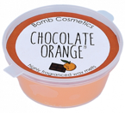 Bomb Cosmetics Wosk zapachowy CHOCOLATE ORANGE 35g