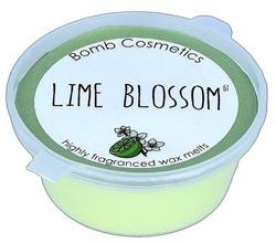 Bomb Cosmetics Wosk zapachowy LIME BLOSSOM 35g