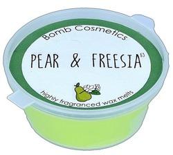 Bomb Cosmetics Wosk zapachowy PEAR&FRESSIA 35g