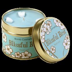 Bomb Cosmetics świeca zapachowa puszka Blissful Rest