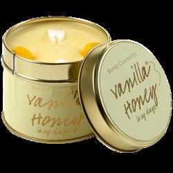 Bomb Cosmetics świeca zapachowa puszka Vanilla Honey