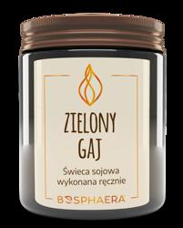 Bosphaera świeca sojowa ZIELONY GAJ 190g
