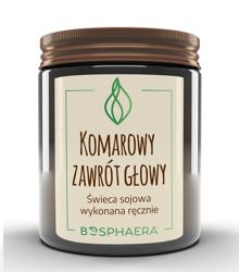 Bosphaera świeca zapachowa Komarowy zawrót głowy 190G