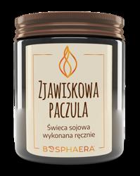 Bosphaera świeca zapachowa ZJAWISKOWA PACZULA 190g