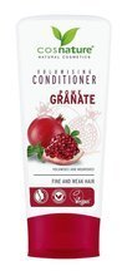 COSNATURE Naturalna dodająca objętości odżywka do włosów z owocem granatu 200ml