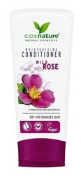 COSNATURE Naturalna nawilżająca odżywka do włosów z dziką różą 200ml
