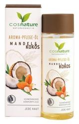 COSNATURE Naturalny aromatyczny migdałowo-kokosowy olejek do pielęgnacji ciała 100ml