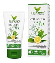 COSNATURE Naturalny krem DETOX na dzień z zieloną herbatą 50ml