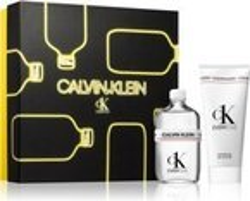 Calvin Klein ZESTAW EveryONE Unisex Woda toaletowa 50ml + Żel pod prysznic 100ml