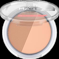 Catrice All Matt Shine Control Powder Healthy Look Prasowany puder matujący 200 COOL HEALTHY BEIGE 10g