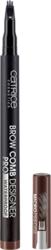 Catrice Brow Comb Designer Pro Flamaster do brwi 010 Medium Brown