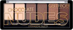Catrice Chocolate Nudes Paletka cieni do powiek 010