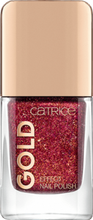 Catrice GOLD EFFECT Lakier do paznokci 01 Attracting Pomp