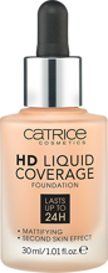 Catrice HD Liquid Coverage - Płynny podkład kryjący 030 30ml