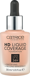 Catrice HD Liquid Coverage Płynny podkład kryjący 040 30ml