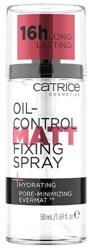 Catrice Oil-Control Matt Fixing Spray Utrwalacz do makijażu 50ml