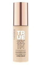 Catrice TRUE SKIN HYDRATING FOUNDATION Podkład nawilżający 004N Neutral Porcelain 30ml
