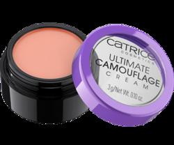 Catrice Ultimate Camouflage Cream korektor w kremie 100 C BRIGHTENING PEACH 3g