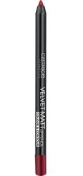 Catrice Velvet Matt Lip Pencil Konturówka do ust 50 Feel So AlluRED