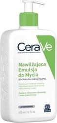 CeraVe Nawilżająca emulsja do mycia dla skóry normalnej i suchej 473ml