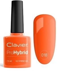 Clavier Lakier Hybrydowy ProHybrid 018 7,5ml