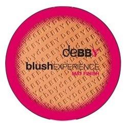 Debby Blush Mat Finish Matowy róż do policzków 06 Bronze
