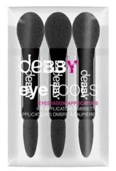 Debby Eye Tools Dwustronny aplikator 3szt