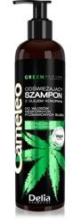 Delia Cameleo GREEN Odświeżający szampon z olejem konopnym 250ml