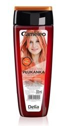 Delia Cameleo Płukanka do włosów z wodą cytrynową Morelowa 200ml