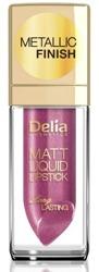 Delia Matt Liquid Lipstick Matowa pomadka w płynie 101