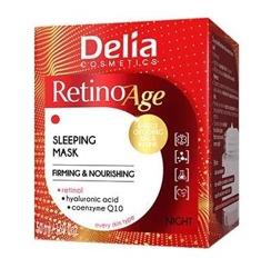 Delia RetinoAge maska do twarzy na Noc 50ml