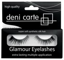 Deni Carte Glamour Eyelashes HT-84 Sztuczne rzęsy 1 para