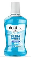 Dentica White Fresh Mouthwash - Płyn do płukania jamy ustnej, 500 ml