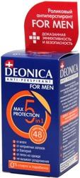 Deonica For Men Antyperspirant w kulce 45ml