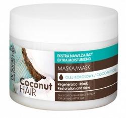 Dr. Sante Coconut Maska  do włosów z olejem kokosowym 300ml