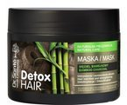 Dr. Sante Detox Hair Maska regenerująca 300ml