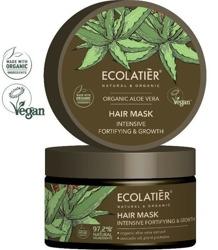 ECOLATIER maska do włosów Wzmacniająca i stymulująca wzrost ALOE VERA 250ml