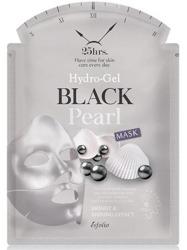 ESFOLIO Hydro-Gel Black Pearl maska do twarzy hydrożelowa z czarną perłą