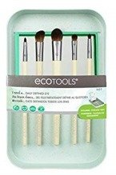 Ecotools Eye Brush Zestaw pędzli do makijażu oczu 1627