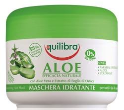 Equilibra Aloe Maska nawilżająca do włosów 200ml