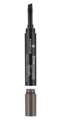 Essence BrowPomade + brush Pomada do brwi z pędzelkiem 03 Cool Brown 1,2g