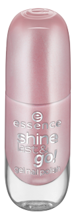 Essence Shine Last&Go! Żelowy lakier do paznokci 06 Frosted Kiss 8ml
