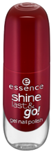 Essence Shine Last&Go! Żelowy lakier do paznokci 14 Do You Speak Love? 8ml