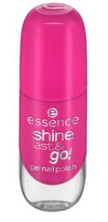Essence Shine last&Go! lakier do paznokci 66 ROCK YOUR BODY 8ml