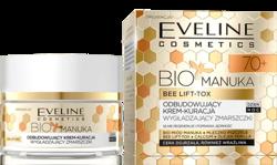 Eveline BIO Manuka Silnie odbudowujący krem-kuracja przywracający gęstość skóry 70+ D/N 50ml