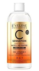 Eveline Cosmetics C-SENSATION Woda micelarna 400ml