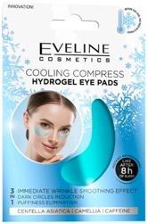 Eveline Cosmetics COOLING hydrożelowe płatki pod oczy
