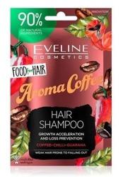 Eveline Cosmetics Food for Hair szampon do włosów Aroma Coffee 20ml